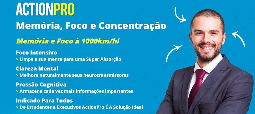 benefício de ActionPro