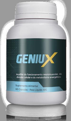 GeniuX - Turbine Seu Cérebro